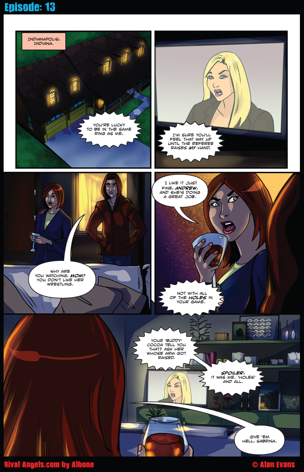 Chapter 07— Page 13-Motherly Support