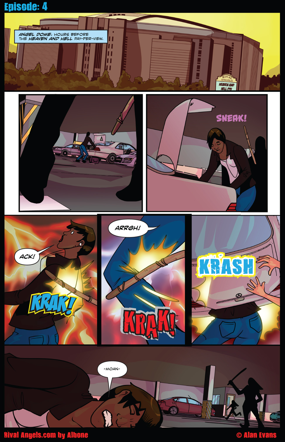 Chapter 08— Page 04-Ambush!
