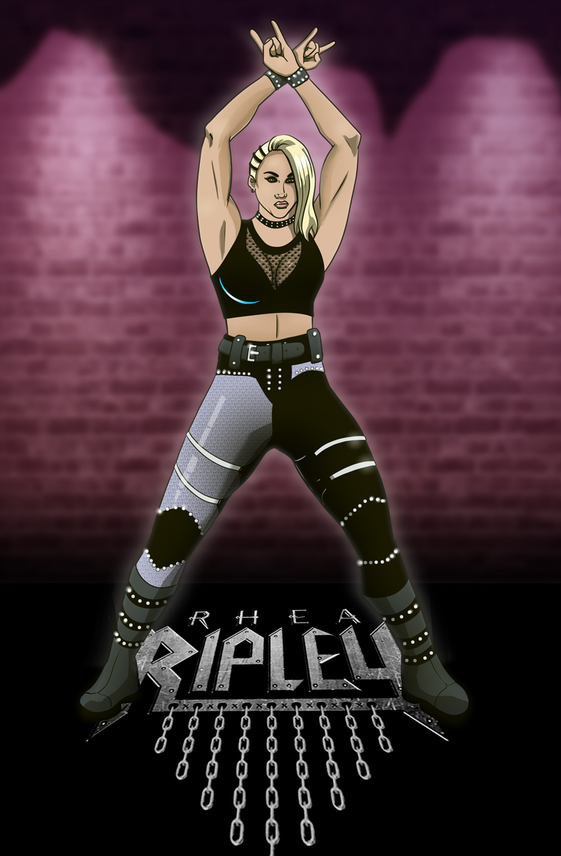 Rhea Ripley