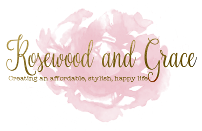 Rosewood and Grace   Creating an affordable, stylish, happy life.