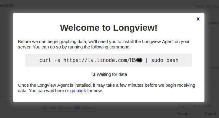 linode longview Linode Longview