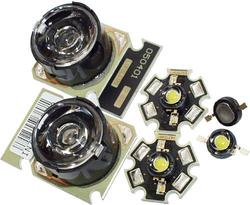 LED-uri de iluminat