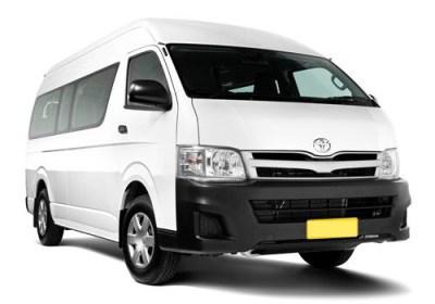 Toyota Minibus 14 passengers
