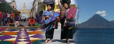 Tours Guatemala Antigua Atitlan