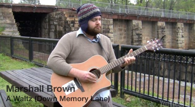 SceneSC Acoustic Session:Marshall Brown