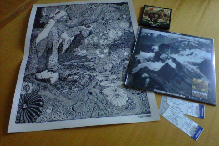 Giveaway: Fleet Foxes Prize Pack