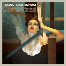 Taking Back Sunday/Colour Revolt/Thursday in Charlotte