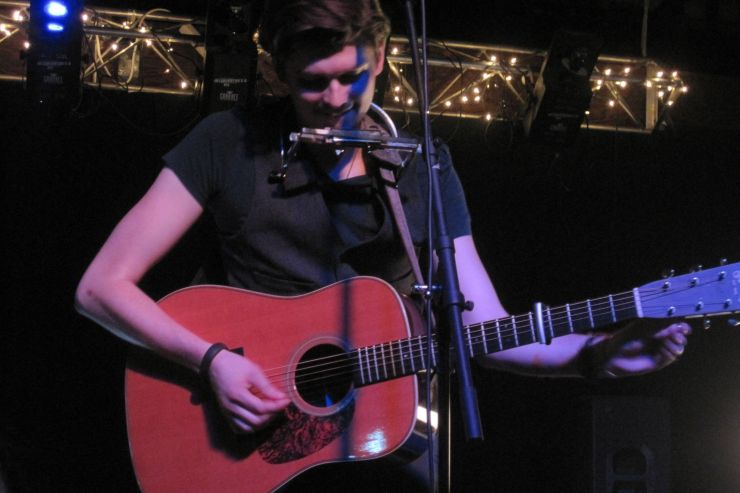 Show Review: William Beckett and Cara Salimando 'Walk the Talk' at 5 Points Pub