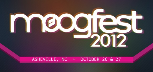 Moogfest 2012 Lineup Celebrates Visionary Music