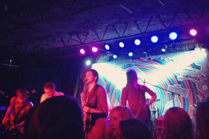 [Show Journal] The Delta Saints at the Charleston Pour House