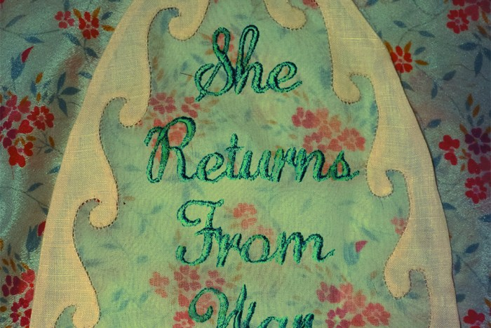 [Album Review] She Returns From War S/T