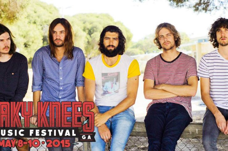 [Shaky Knees Profiles] **Tame Impala**Mac DeMarco**Palma Violets**