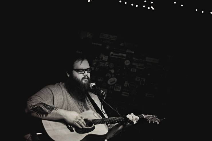 Preview: John Moreland performing at Little Yellow Music House in Columbia