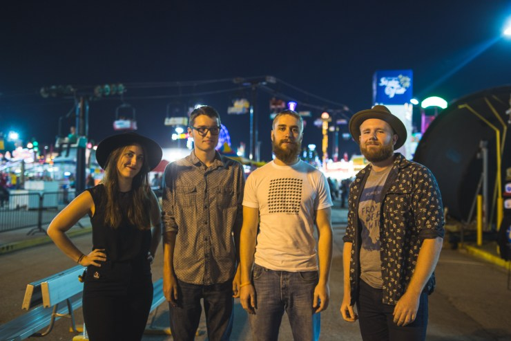The High Divers Hit The Road