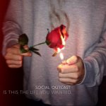 "Social Outcast Share Debut Album ""Is This the Life You Wanted"""