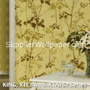 KING, XTE2401 & XTA262 Series