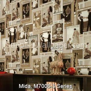 Mida, M7006-3 Series