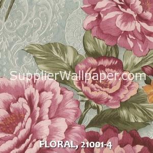 FLORAL, 21001-4