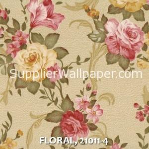 FLORAL, 21011-4