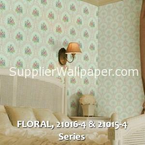 FLORAL, 21016-4 & 21015-4 Series
