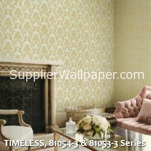 TIMELESS, 81054-3 & 81053-3 Series