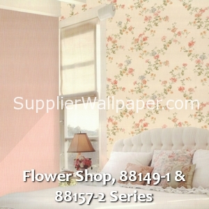 Flower Shop, 88149-1 & 88157-2 Series