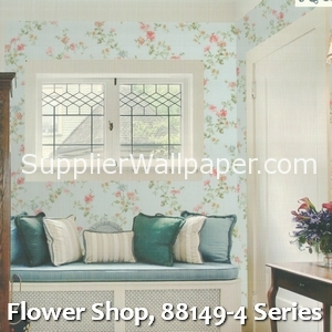 Flower Shop, 88149-4 Series
