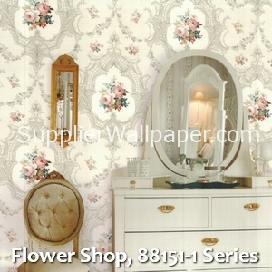 Flower Shop, 88151-1 Series