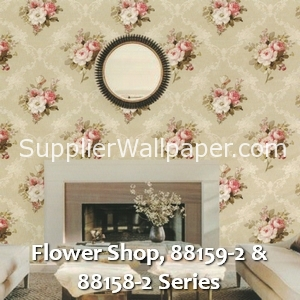 Flower Shop, 88159-2 & 88158-2 Series