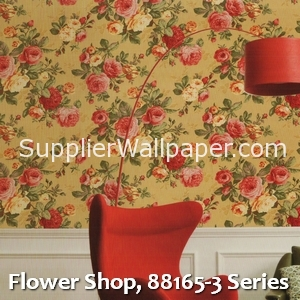 Flower Shop, 88165-3 Series