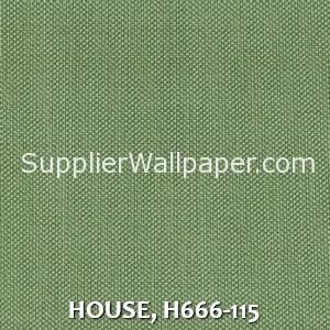 HOUSE, H666-115