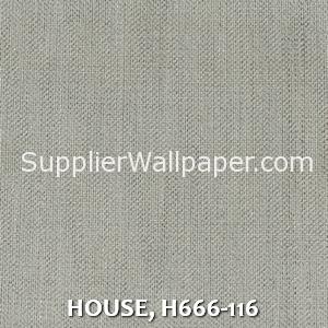 HOUSE, H666-116