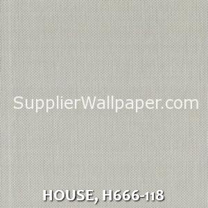 HOUSE, H666-118