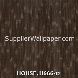 HOUSE, H666-12
