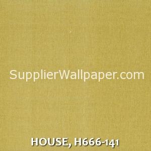 HOUSE, H666-141