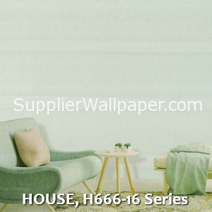 HOUSE, H666-16 Series