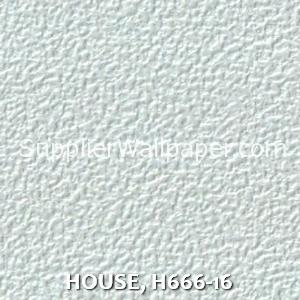 HOUSE, H666-16