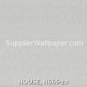 HOUSE, H666-20