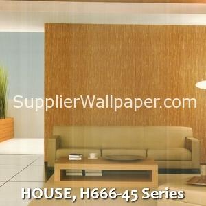HOUSE, H666-45 Series