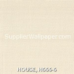 HOUSE, H666-6