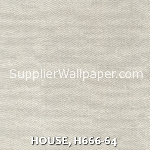 HOUSE, H666-64