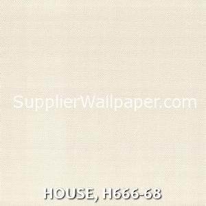 HOUSE, H666-68