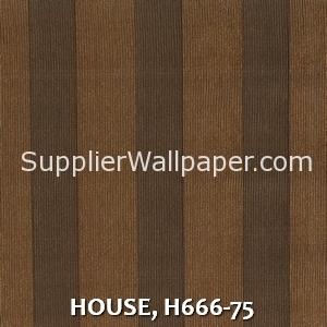 HOUSE, H666-75