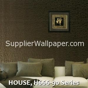 HOUSE, H666-90 Series
