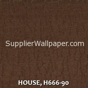HOUSE, H666-90