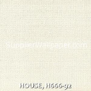 HOUSE, H666-92