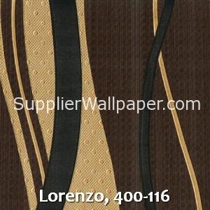 Lorenzo, 400-116