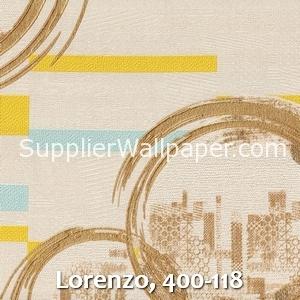 Lorenzo, 400-118