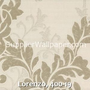 Lorenzo, 400-19