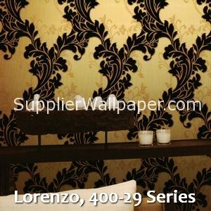 Lorenzo, 400-29 Series